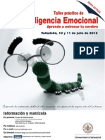 INTELIGENCIA EMOCIONAL Folleto