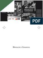 Programa mediação e cidadania Estado de Minas gerais