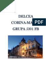 Delcea Corina Maria