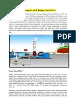 Pembangkit Listrik Tenaga Gas PLTG