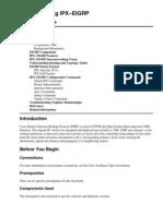 Understanding IPX EIGRP