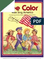 Wee Color - Wee Sing America