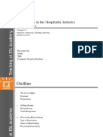 case studies in the hospitality industry chapter 4