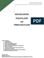 Infection Control Manual Jan 07