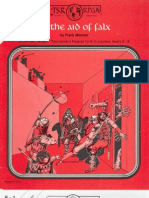 Tsr06060 - R1 to the Aid of Falx (5-9)