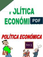 POLÍTICA ECONOMICA  I -2012