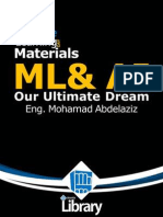 Alex ACM SC Machine Learning Day [Materials] | Machine Learning& Artificial Intelligence ... Our Ultimate Dream. By Eng. Mohamad Abdelaziz Gowayed
