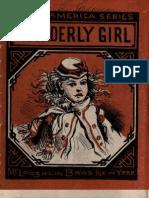 Disorderly Girl (c1880s)