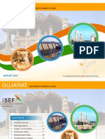 Gujarat State INDIA Economic Snapshot