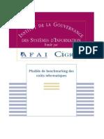 Modele IGSI Benchmarking Couts Informatiques