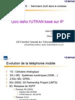 QoS dans l'UTRAN basé sur IP