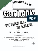 Garfield's Funeral March (Sousa, John Philip)