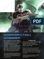 The Corporation Dossier