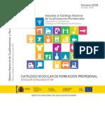 catálogo modular de Cualificaciones) según el Ministerio