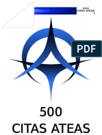 { } --- 500 Citas Ateas --Anp