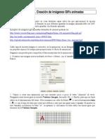 Práctica 10 - Creación de GIFs animados