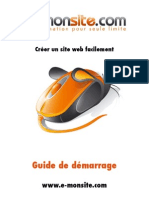 Guide de Demarrage v4