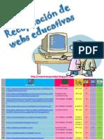 Enlaces Webs Educativas