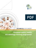 Microbiology Public Health Training Programme
