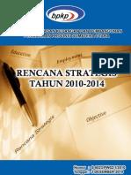 Renstra menteri perdagangan 2010-2014