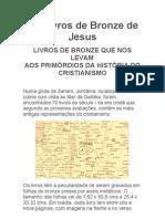 Os Livros de Bronze de Jesus
