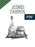 LICORES CASEROS