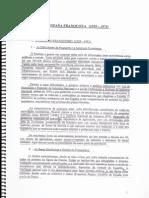 historia FRANQUISMO-TRANSICIÓN