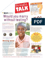 Straight Talk, April 2007