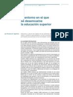 La Educacion Superior t Actuales2011