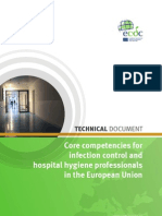 Infection Control Core Competencies