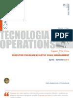 Execuitve Program Supply Chain Management