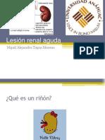 Lesión renal aguda.pptx