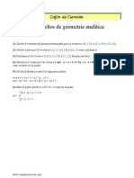 ER Geometria Analitica 1