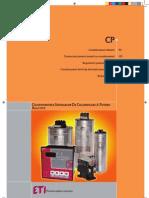 CALCUL PENTRU Compensare Energie Reactiva