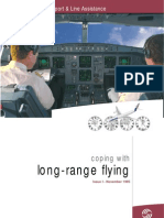 Coping With Long Range Flying