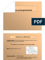 Cours Photogrammetrie Light