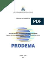 ORGANIZAÇÕES NÃO-GOVERNAMENTAIS (ONG) E O MOVIMENTO AMBIENTALISTA DA REGIÃO CACAUEIRA DA BAHIA VALORES, DISCURSOS E PRÁTICAS