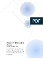 Discover Discussion Debate - Economic Inequality - Global