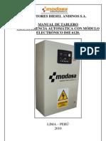 Manual Tta m6120
