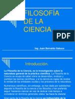 Filosofia de La Ciencia (1)