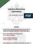 Industria Electrónica colombiana - Abdel Karim Hay