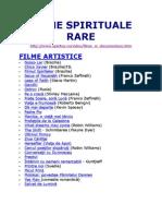 Filme Deosebite Rare