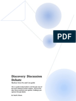 Discover Discussion Debate - Nuclear Weapons Guide