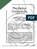 Bombas Centrífugas - Bachus