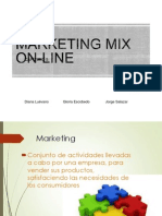 MARKETING MIX ON-LINE.pptx