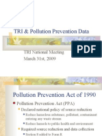 Section 8.10 Source Reduction Data - Kirk Mills & Ruth Borgelt