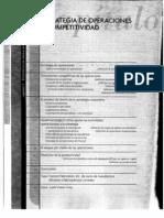 """capítulo 2 """"Administracion de la producción y operaciones para una ventaja competitiva"""""""