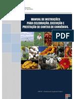 Convenios Manual Atualizado Fevereiro 2012