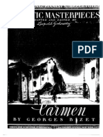 Bizet Godowsky Carmen