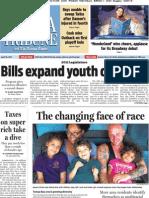Tampa Tribune 18 April 2011